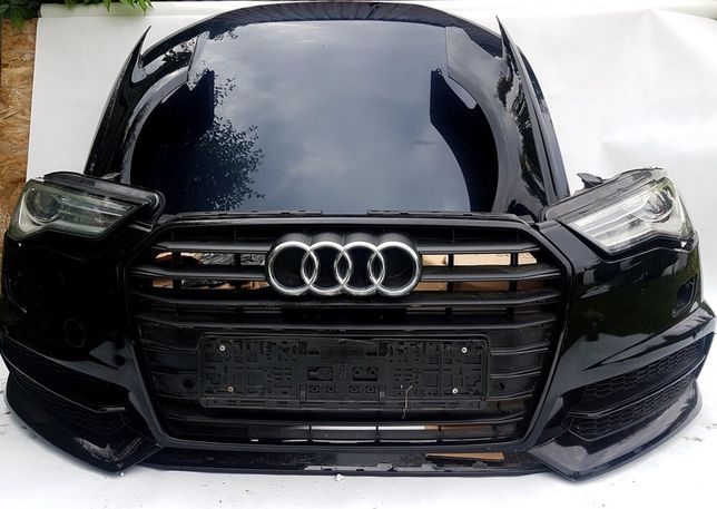 Разборка Audi A4 A7 A5 A8 C7 Q7 Q5 D4 S line Бампер Крыло Фонари Капот
