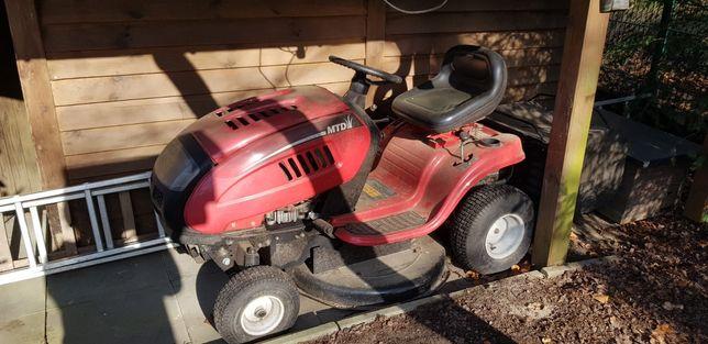 міні трактор косарка
