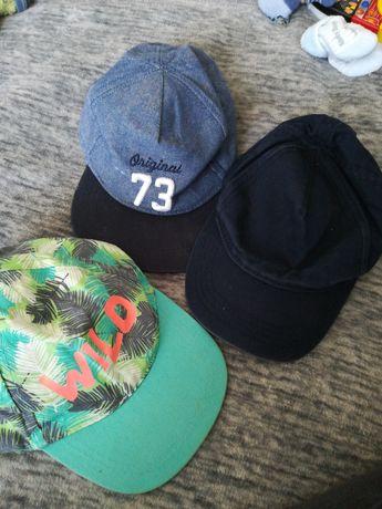 H&m czapeczki dziecięce chlopiece KappAhl 80 9-12, 48