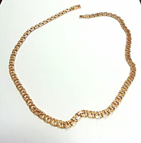 Łańcuszek złoty próby 585