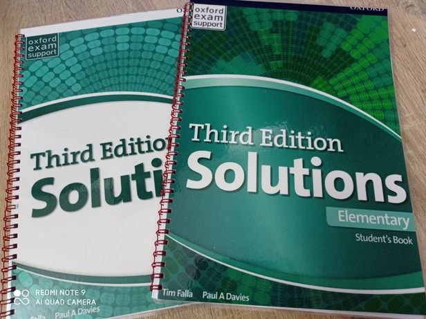 Solution ( 3 th edition )