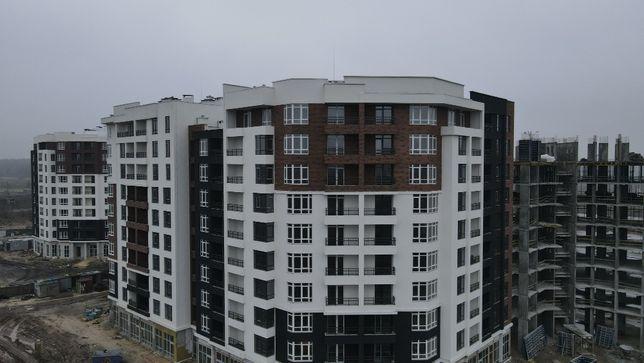 2к квартира для мами з дітками в ЖК «Синергія Сіті» 58.10 м²