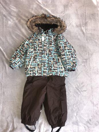 Зимовий комбінезон Lenne (куртка +штани)
