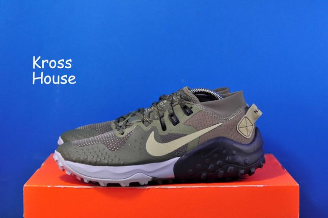 Кроссовки Nike Wildhorse 6 р.40 Оригинал Pegasus Trail