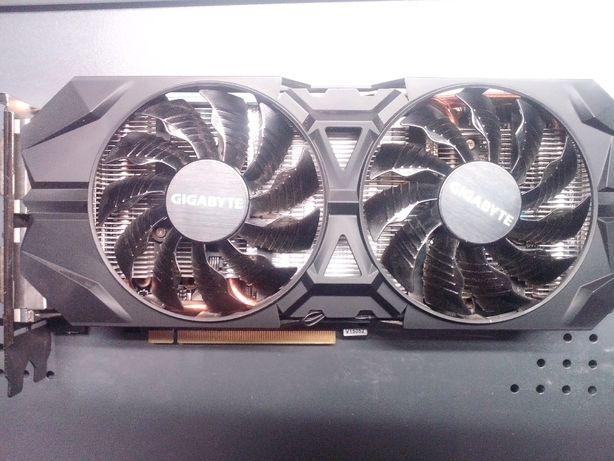 Grafika Gigabyte GeForce GTX 960 4GB=USZKODZONA