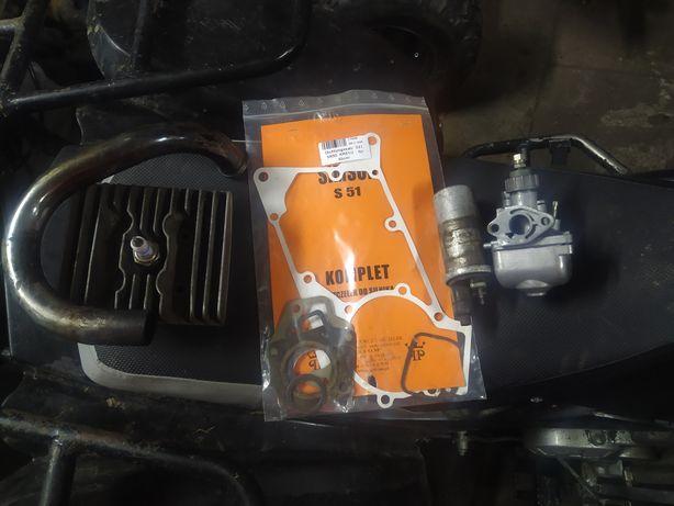 Simson S51 skuter części