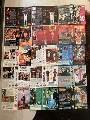 127 Capas de Filmes VHS + oferta