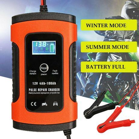 Полный автомат универсальное зарядное устройство для автомобиля Подро