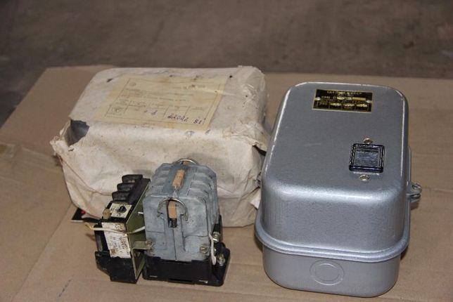 электромагнитный пускатель ПМЕ-022 МВУХЛ3 сделано в СССР