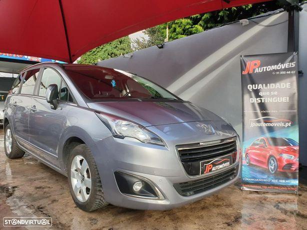 Peugeot 5008 1.6 BlueHDi Style EAT6