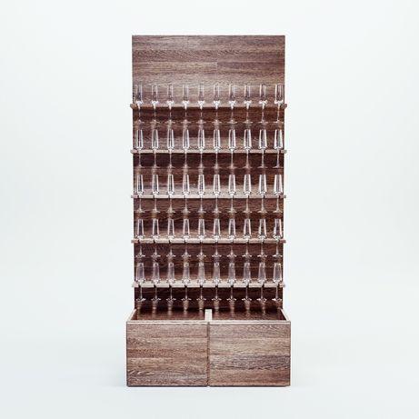 Champagne / Prosecco Wall | ścianka na szampana / prosecco