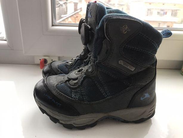 Взуття Viking 28 розмір хлопчик дівчинка зима демісезон обусь непромок