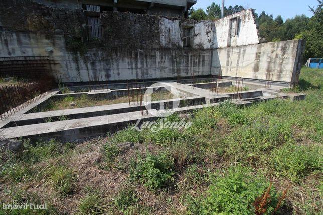Quintinha para restauro em Atães, Vila verde