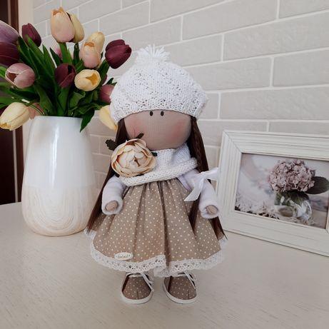 Тільда. Інтер'єрна лялька. Кукла хендмейд. Подарунок.