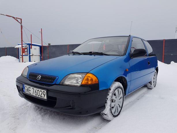 Suzuki Swift 1.0 benzyna* 2004 * pierwsza rejestracja