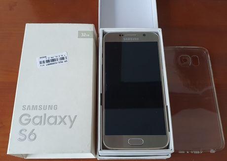 SAMSUNG Galaxy S6 GOLD na czesci