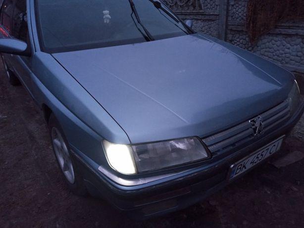 Продам Peugeot 605 2.0