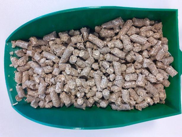 Młóto browarniane jęczmienne suche - big-bag - dostawa od 1t - bez gmo