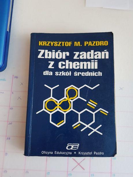 Zbiór zadań Pazdro Chemia