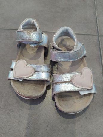 Sandałki emel buciki kapcie do przedszkola