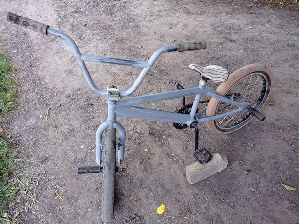 Велосипед БМХ для новичков