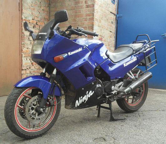 Продам мотоцикл Kawasaki GPX 250R