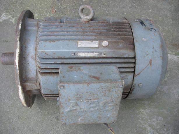 Silnik elektryczny 6,8 kW 1435obr./min. AEG