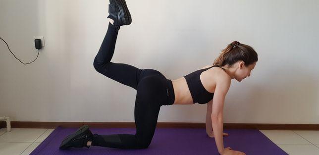 Фитнес тренировки тренер онлайн