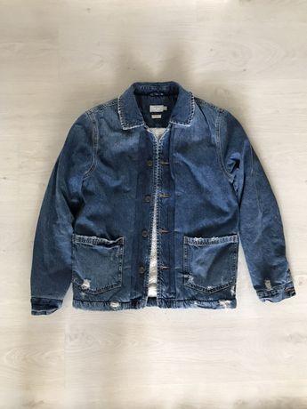Куртка джинсовая TOPMAN S