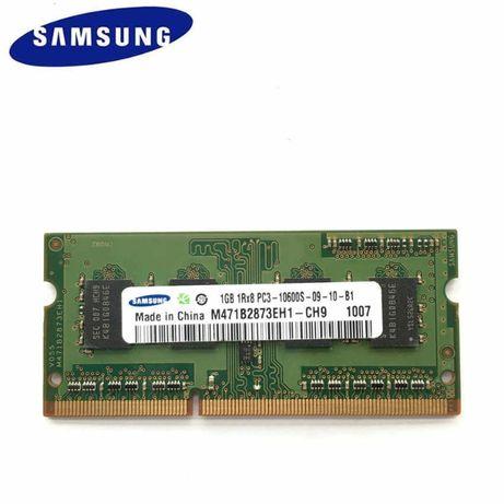 Память для ноутбука Samsung DDR3-1333mhz 1GB