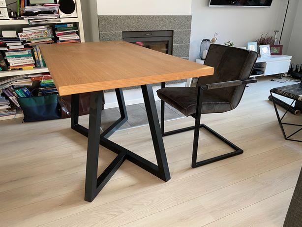 Stół / biurko + fotel