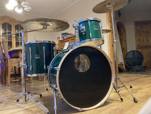 perkusja yamacha stage custom
