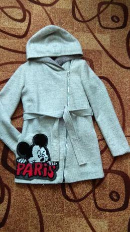 Детское весеннее пальто