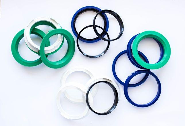 Центровочные (проставочные) кольца для дисков. Недорого, качественно.