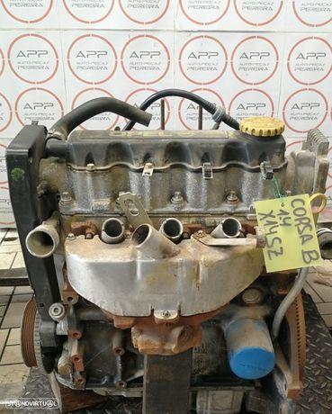 Motor usado Opel Corsa B 1.4 ref X14SZ, aprox 63 000 kms.