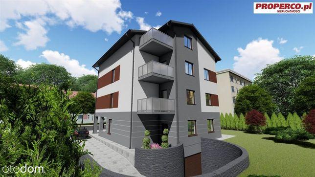 Mieszkanie 2-pok., 48,32m2, Herby, Przemysłowa