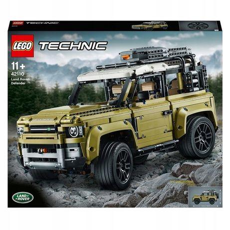 Lego Technic Land Rover Defender 42110 Klocki Auto NOWY