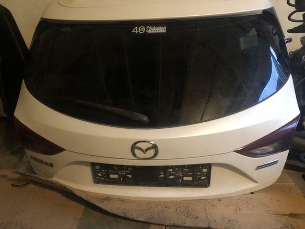 Mazda 3 BM 2013- klapa tylna kompletna kolor 24D