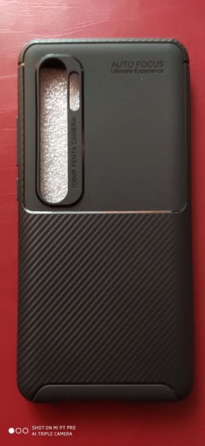 Pokrowiec do telefonu Xiaomi Mi Note 10 NOWY