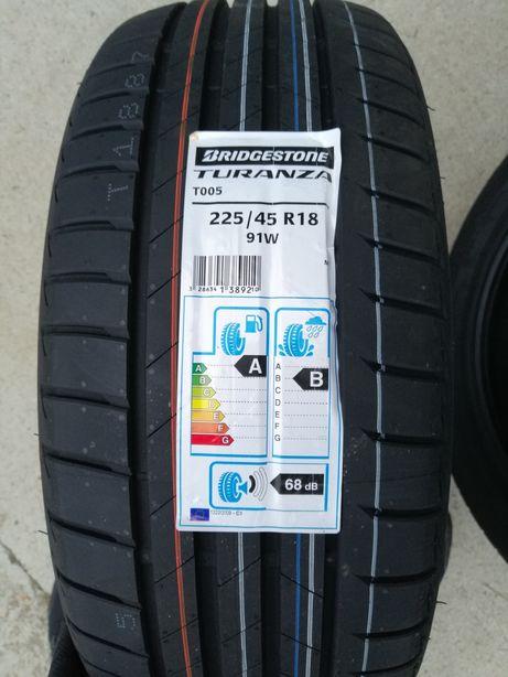 225/45R18 91W Bridgestone TURANZA T005 MO Lato NOWE
