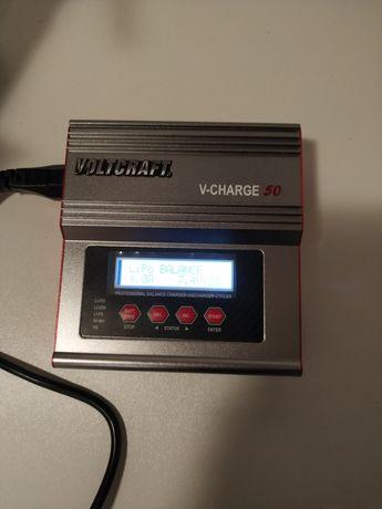 Ładowarka modelarska VOLTCRAFT V-Charge 50 7A.