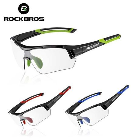 Очки фотохромные спортивные RockBros Original Вело хамелеоны