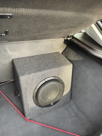 Jl Audio 10W6V3 subwoofer car audio SQ