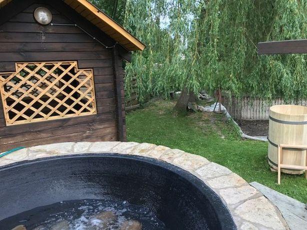 Чан на дровах (оздоровительная процедура)Винницкая область