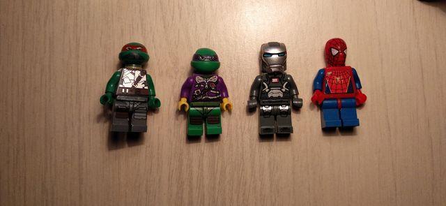 Лего фигурки Герои