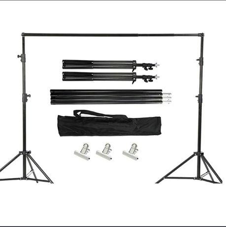 Фотоворота 2.7*3м, крепление для фона, фотозона,стойки для фона