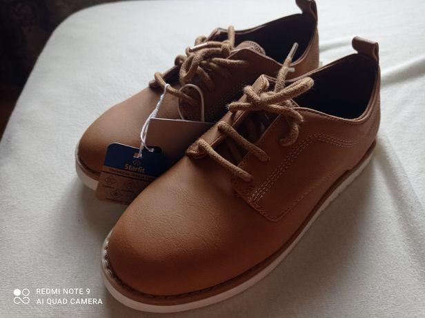 Детская обувь для мальчика Zara Kids разм. 31 (около 6-7 лет) новые!