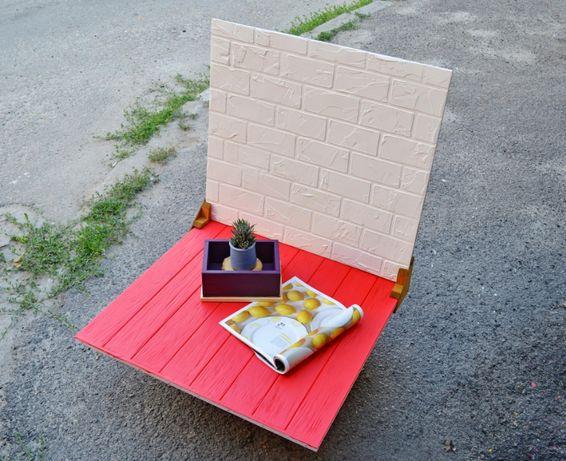 Фотофон деревянный, бетонный фон для фото