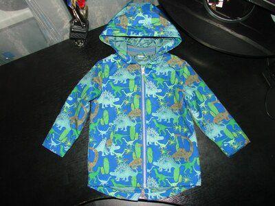 крутая деми куртка miniclub 2-3 года отл.состояние