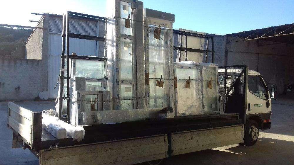 Caixilharia de Aluminio e PVC com excelente preço